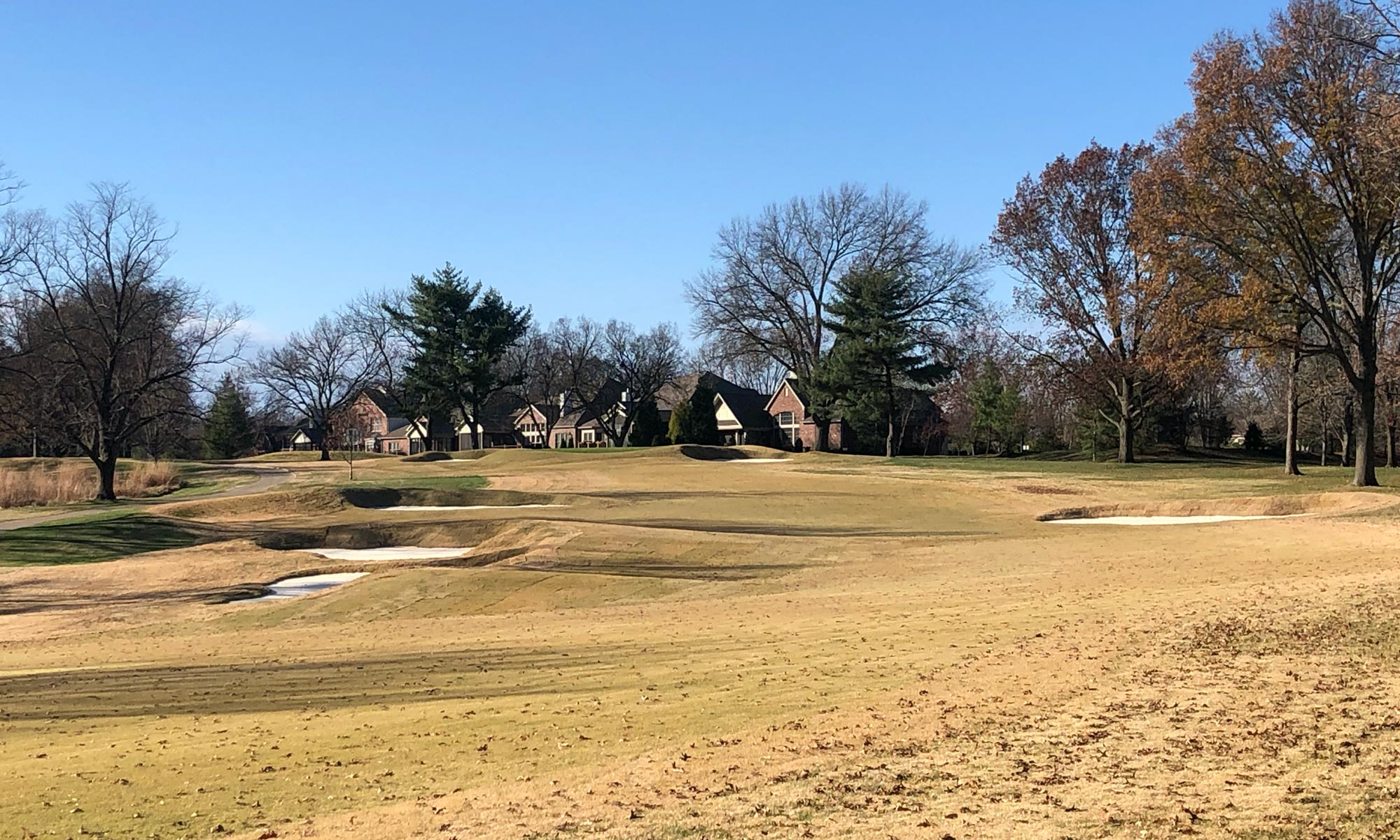 Meadowbrook Country Club - 3rd Hole