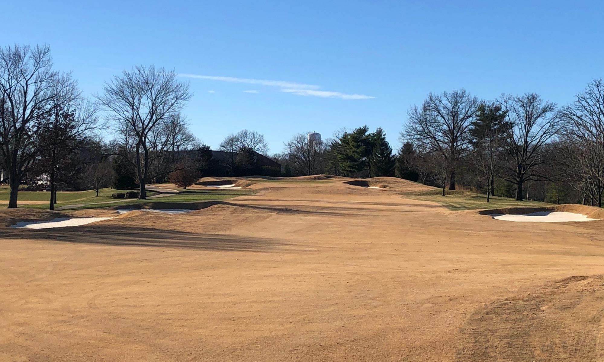 Meadowbrook Country Club - 9th Hole